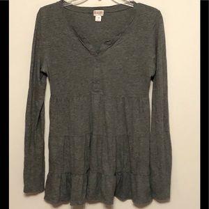 Mossimo Babydoll Style Shirt